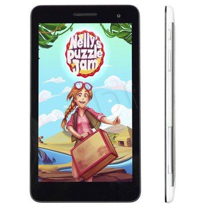 "Huawei Tablet MediaPad T1( 7"" Wi-Fi, 3G 8GB srebrny)"