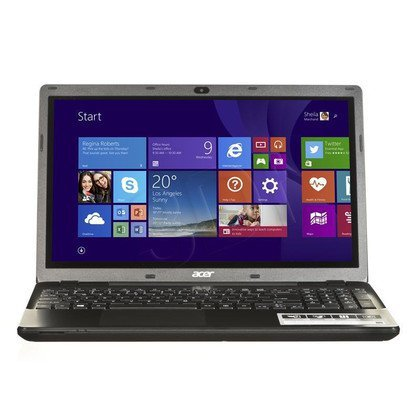 """ACER E5-571-563B i5-4210U 6GB 15,6"""" HD 240GB HD4400 Win8.1 Czarny (RECERTYFIKOWANY) 2"""