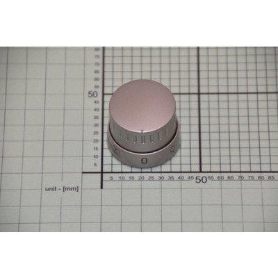 Pokrętło scandium A 9409 funkcji piekarnika inox (9062540)