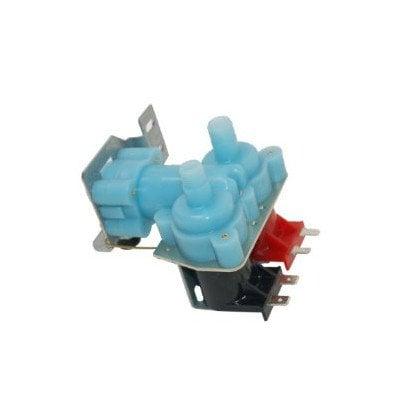 Elektrozawór wody 2-drożny 180st. ze wspornikiem Whirlpool (481236058167)