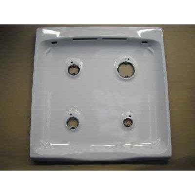 Płyta gaz.biała S1 600(b/zab,z zap) (9001561)