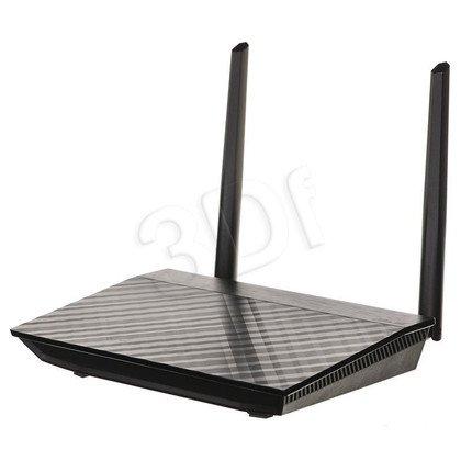 Asus DSL-N14U - Bezprzewodowy router i modem ADSL o szerokim pokryciu, obsługą wielu SSID i aplikacjami USB