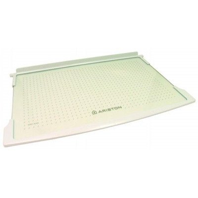 Półka szklana z ramkami 489x299x25 mm (C00143485)