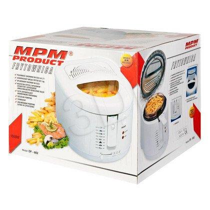 Frytkownica MPM DF-802 (2l 1kg 1600W Biały)