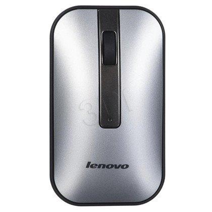 LENOVO Mysz bezprzewodowa optyczna N60 1000dpi szara
