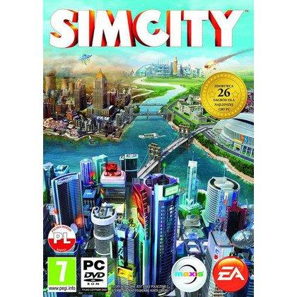 Gra PC Simcity