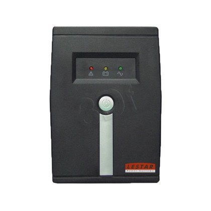 LESTAR UPS MC-655SU AVR 1XSCH + 1XIEC USB