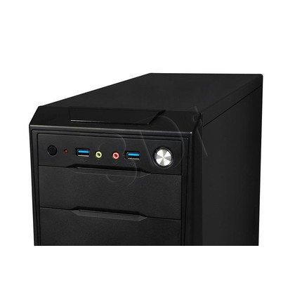 OBUDOWA I-BOX ERDE CB303 2XUSB3.0 HD AUD, BEZ ZAS.