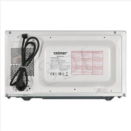 Kuchenka mikrofalowa Zelmer ZMW3102X (800W/Srebrny)