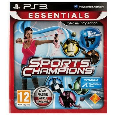 Gra PS3 Sports Champions Essentials