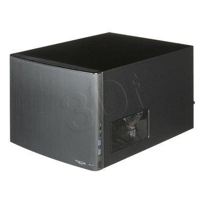 OBUDOWA FRACTAL DESIGN NODE 304 - ITX - USB3.0 - CZARNA