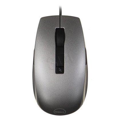 DELL Mysz przewodowa optyczna MS116 1000dpi czarna (570-AAIR)