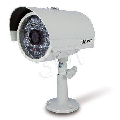 PLANET [ICA-HM312] Kamera IP kierunkowa [zewnętrzna] [2 Mega-Pixel] [PoE 802.3af] [H.264] [IR 25m] [IP66, 2-way audio, Full HD]