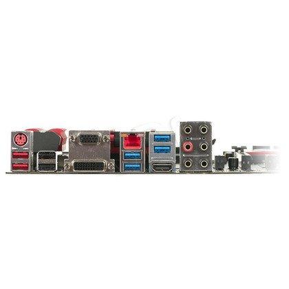 MSI Z97 GAMING 5 Z97 LGA1150 (PCX/DZW/VGA/GLAN/SATA3/USB3/RAID/DDR3/SLI/CROSSFIRE)