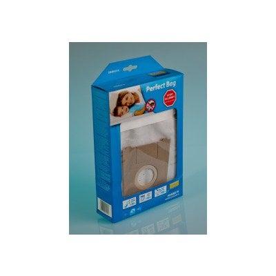 Worki LG P 300/V-2600 ../TB 4 - 4 szt.+ filtr (SMB01K)