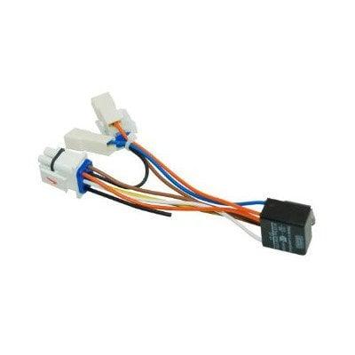 Terrmostat parownika z przewodem kostkarki Whirlpool (481232058201)