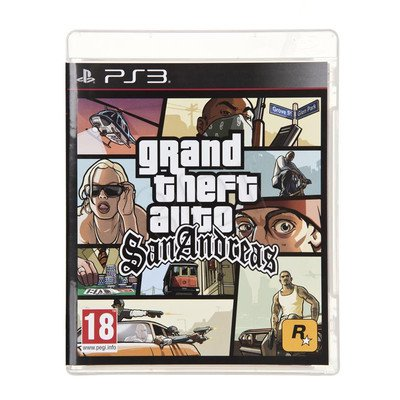 Gra PS3 Grand Theft Auto: San Andreas