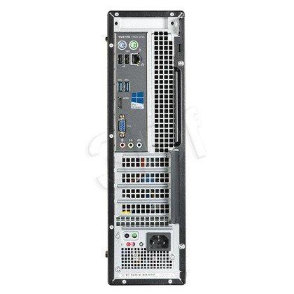 DELL VOSTRO 3800 ST i3-4170 4GB 500GB HD 4400 W8.1P (GBEARST1603_301_Win) 3Y NBD