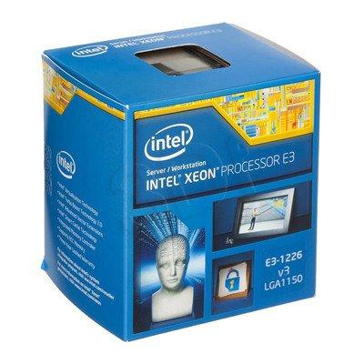 Procesor Intel Xeon E3-1226 v3 3300MHz 1150 Box
