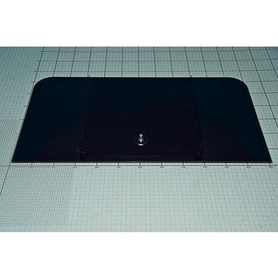 Szyba okapu czarna (1035558)