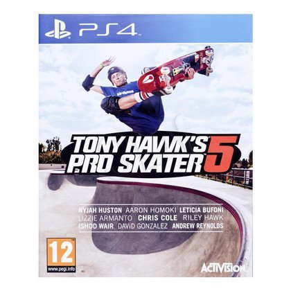 "Gra PS4 Tony Hawk""s"