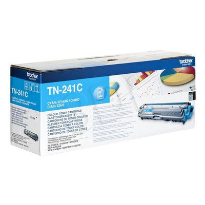 BROTHER Toner Niebieski TN241C=TN-241C, 1400 str.