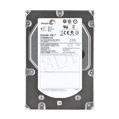 "HDD SEAGATE CHEETAH 600GB 3,5"" 15K RPM SAS II 16MB ST3600057SS"