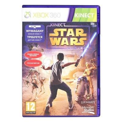 Gra Xbox 360 Kinect Star Wars