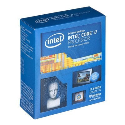 PROCESOR CORE i7-5960X 3.0GHz LGA2011 BOX