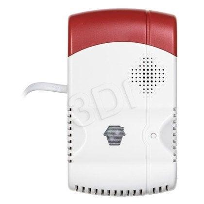 CHUANGO GAS-88 Czujnik gazu wewnętrzny biało-czerwony