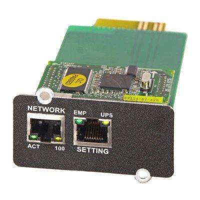 Karta SNMP SIRIUS TCP/IP, HTTP do UPS GTEC