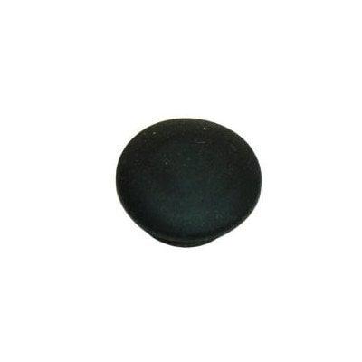 Przycisk (klawisz) gumowy czarny Whirlpool (481241028556)