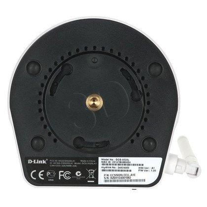 Kamera IP D-link DCS-5020L 2,2mm 0,3Mpix WiFi