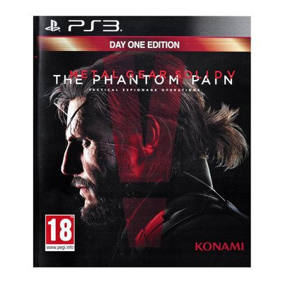 Gra PS3 Metal Gear Solid V The Phantom Pain