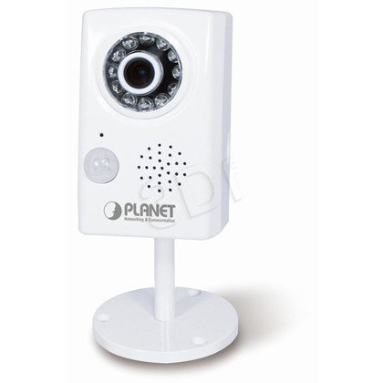 PLANET [ICA-HM101] Kamera IP kierunkowa [wewnętrzna] [2 Mega-Pixel] [PoE 802.3af] [ONVIF] [2-way audio, slot microSD]