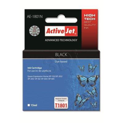 ActiveJet AE-1801N tusz czarny do drukarki Epson (zamiennik Epson T1801) Supreme