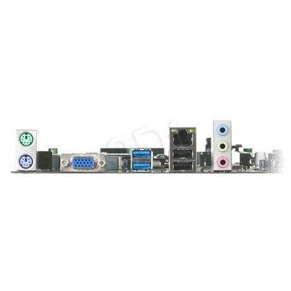 GIGABYTE GA-H81M-S1 H81 LGA1150 (PCX/DZW/GLAN/SATA3/USB2/DDR3) mATX