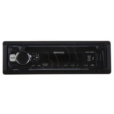 Radioodtwarzacz samochodowy Kenwood KDC-100UR
