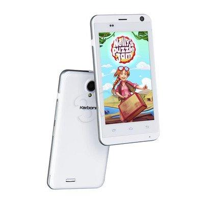 """Smartphone Karbonn S15 Plus 8GB 4"""" biały"""