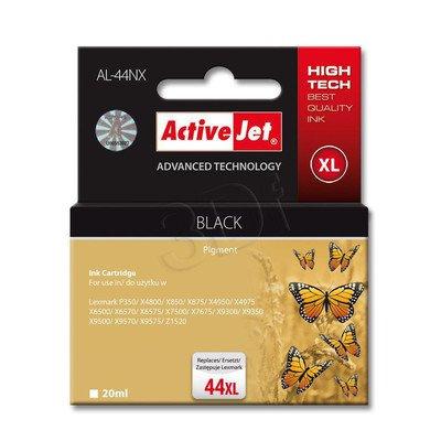 ActiveJet AL-44NX tusz czarny do drukarki Lexmark (zamiennik Lexmark 44XL 18YX144E)