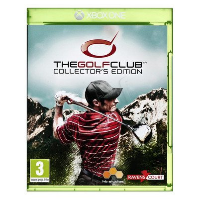 Gra Xbox ONE The Golf Club Collectors Edition
