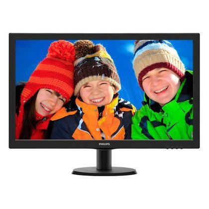 "MONITOR PHILIPS LED 27"" 273V5LHSB/00"