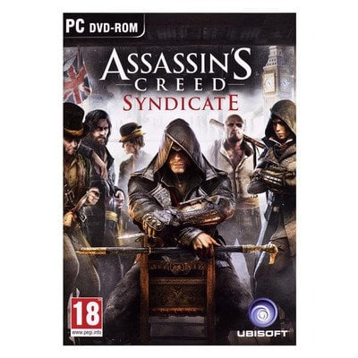 "Gra PC Assassin""s Creed Syndicate"