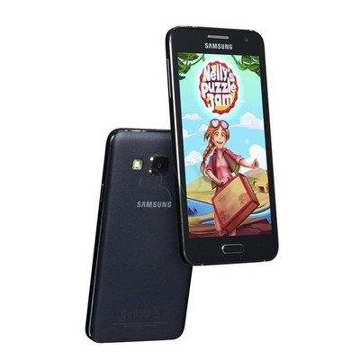 """Smartphone Samsung Galaxy A3 (A300F) 16GB 4,5"""" czarny LTE"""