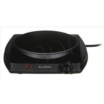 Ceramiczna ELDOM PH10 (1-polowa 1150W Czarny)