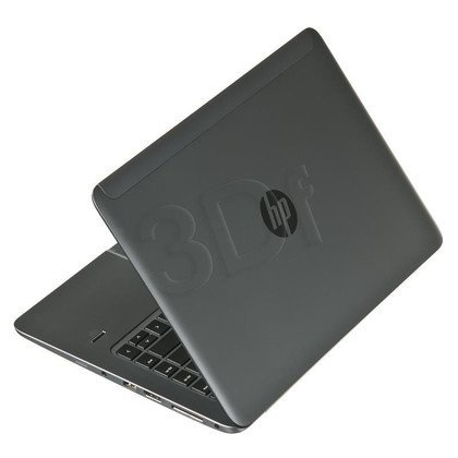 "HP EliteBook Folio 1040 i7-4600U 4GB 14"" FHD 256GB HD4400 Win7P Win8P Srebrny F1N10EA 3Y"