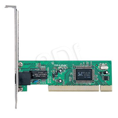 TP-LINK [TF-3239DL v.3] Karta sieciowa PCI, 10/100Mb/s - karta przwodowa