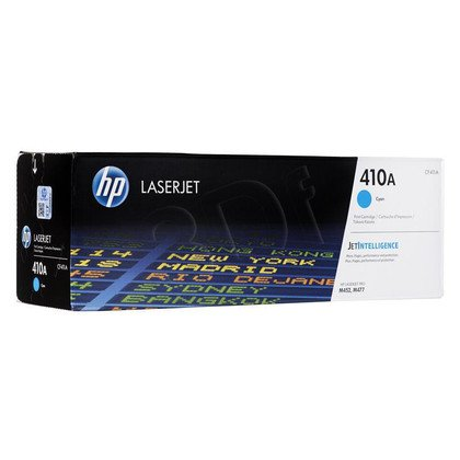 HP Toner Niebieski HP410A=CF411A, 2300 str.