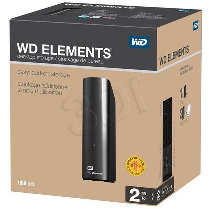 WD ELEMENTS DESKTOP 2TB WDBWLG0020HBK