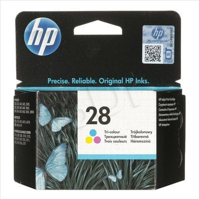 HP Tusz Kolor HP28=C8728AE, 190 str., 8 ml